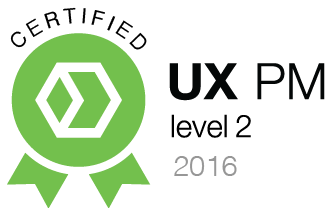 Certification UX-PM